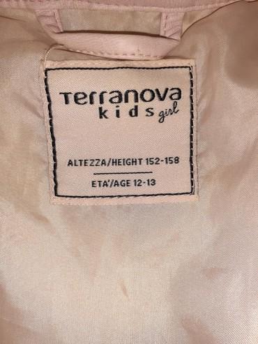 Dečije jakne i kaputi | Ruma: Terranova jaknica kao nova bez ikakvog ostecenja velicina 12-13.Duzina