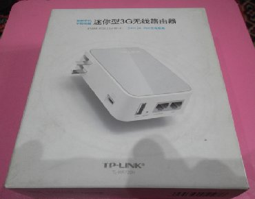 маршрутизаторы gbx в Кыргызстан: TL-WR720N компактный маршрутизатор, который легко поместится в вашем
