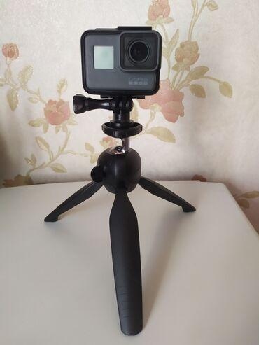 Фото и видеокамеры - Кыргызстан: Экшн камера GoPro Hero 5 black состояние новой камеры, использовал