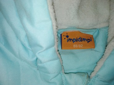 Ostala dečija odeća   Vranje: Skafander Impidimpi 86-92