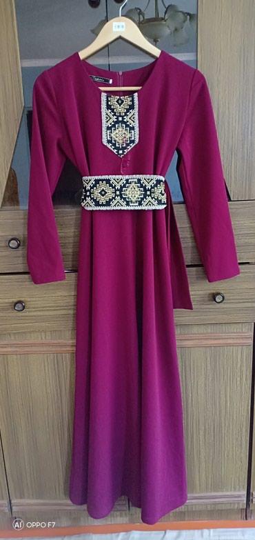 хиджаб женский в Кыргызстан: Платье хиджаб размер 44