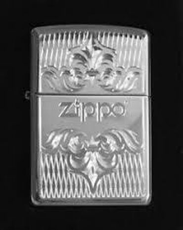 zippo зажигалки в Кыргызстан: Зажигалки zippo. Королевский узор, серебро. Оригинал в Бишкеке, выбор