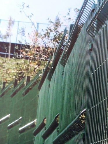 Заборы и ограждения в Бишкек