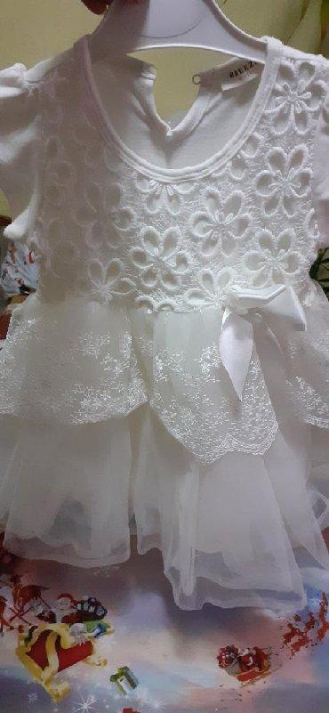 Decije haljine - Pirot: Haljinica za princeze obucena samo jednom vel 1