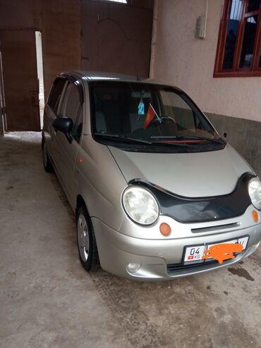 Daewoo Matiz 0.8 л. 2006 | 152000 км