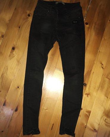 Ženska odeća | Cuprija: Crne teksas pantalone