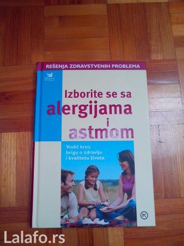 Alergija i astma. Mladinska knjiga  novo - Beograd