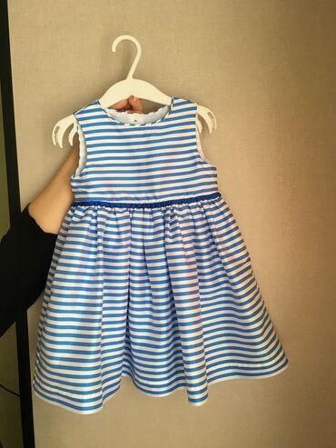 Платье Mothercare, как новое. 12-18 месяцев