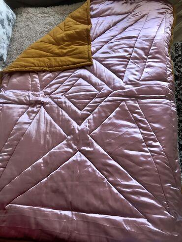 Декор для дома - Кыргызстан: Новые, легкие одеяла полуторки * наполнитель- синтепух* размер