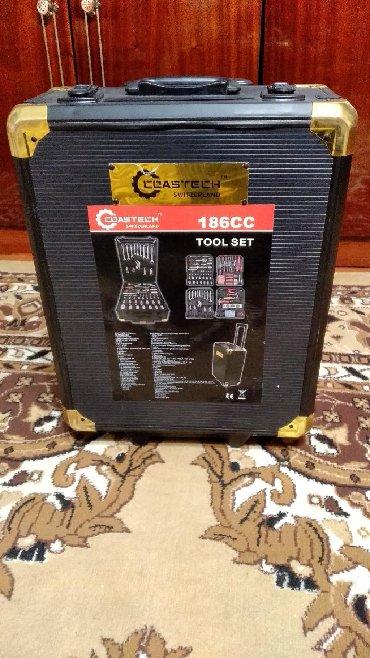 Наборы инструментов в Кыргызстан: Продаю новый универсальный набор инструментов