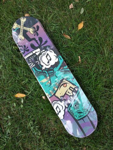 гиря 20 кг в Кыргызстан: Продаю скейтборд. Длина: 78 см, ширина: 20 см, грузоподъёмность: 80