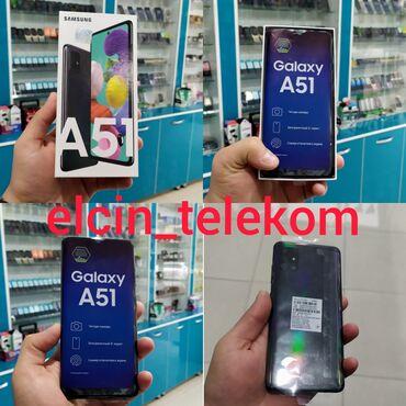 - Azərbaycan: Yeni Samsung A51 128 GB qara