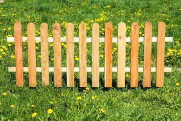Забор для сада.Штакетник забор для сада.Декоративный забор.Забор для