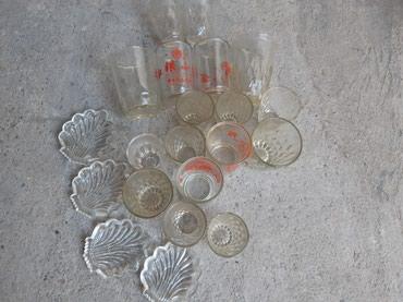 Продаю стаканы стопки разные в Лебединовка
