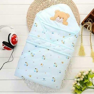 Конверт-одеяло для новорожденных!☝ в Бишкек