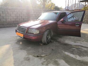 Mercedes-Benz C-Class 1.8 л. 1995 | 382054 км