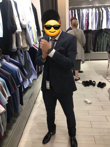 Продаю мужской костюм. Брендовый👍