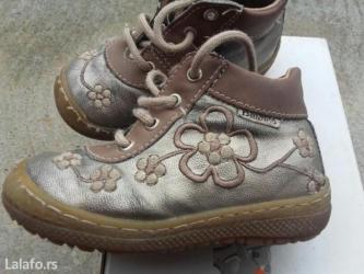 Dečija odeća i obuća - Valjevo: Cipele za devojčice baldino br. 21 nošene