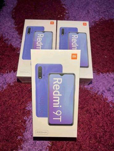 Xiaomi Redmi 9T - Son 3 ədəd!• Orjinal®️• Global Version🌏•