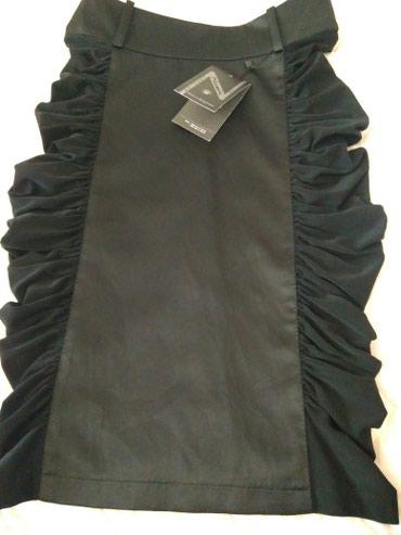 Юбка -карандаш черного цвета (камера в Бишкек