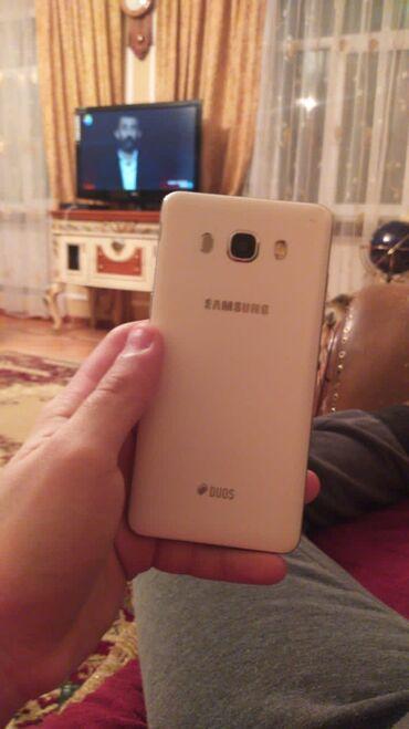 Samsung б у - Азербайджан: Б/у Samsung Galaxy J5 2016 16 ГБ Белый