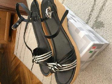 Sandale, jednom nosene za svatove. Vel 41