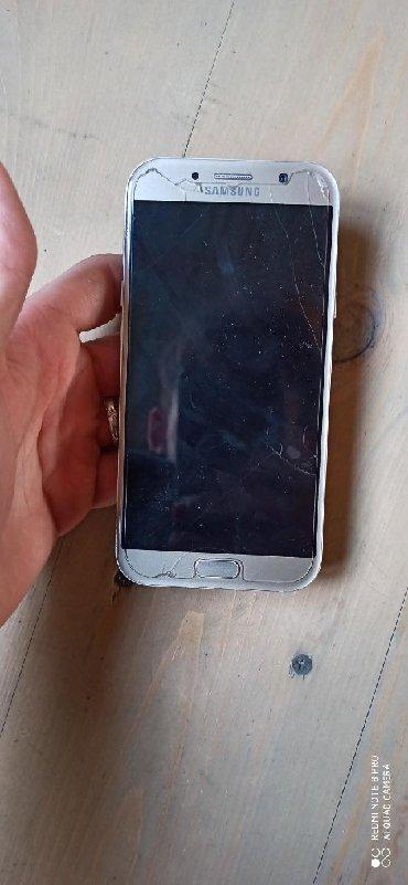 Samsung Zaqatalada: İşlənmiş Samsung A7 32 GB qızılı