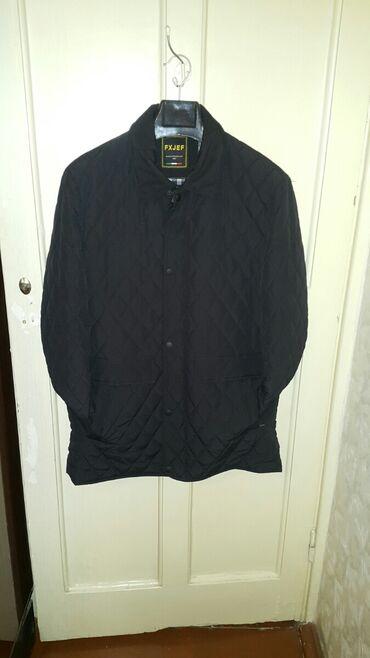 Продаю мужскую куртку .Пекин.Черная.Осенняяно можно одевать и зимой