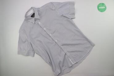 Чоловіча сорочка у смужку Vaismann р. М     Довжина: 70 см Ширина плеч