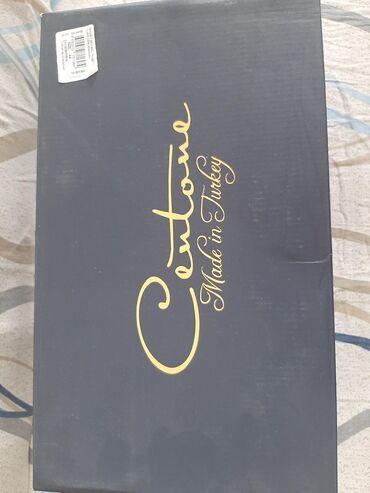 Продаются мужские туфли. Турецкое качество! 44 размер. Черного цвета