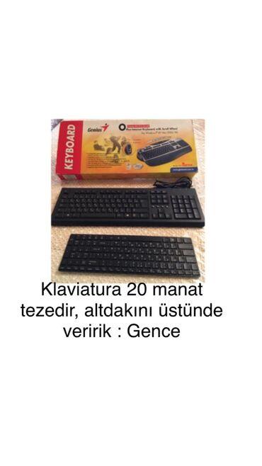 alfa romeo 159 1 75 tbi - Azərbaycan: Klaviatura heç 1 hefte işlenmeyib tezedir