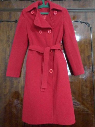 """продаю турецкое пальто фирмы """"kika"""", размер подойдет на 42-44-46 😍😍? в Бишкек"""