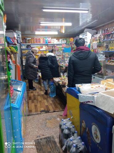 сканер продуктов в Кыргызстан: Срочно продам готовый бизнес продуктовый магазин с товаром с оборудова