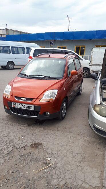 Chevrolet в Бишкек: Chevrolet Другая модель 1 л. 2009   83000 км