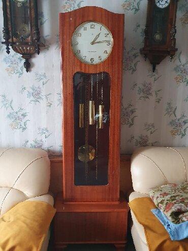 Продаю советские кабинетные часы Янтарь 1989года. В исключительном