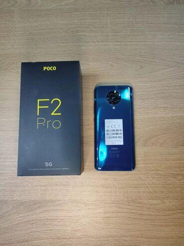 Xiaomi Pocophone F2 | 128 ГБ | Синий | Сенсорный, Отпечаток пальца, С документами
