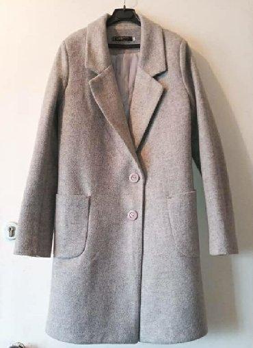 Пальто почти новое, 44р