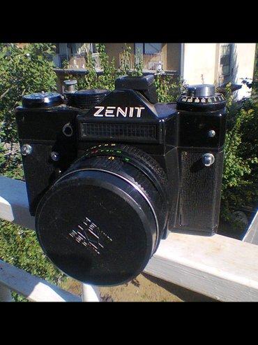 Prodajem foto aparat zenit 11. Očuvan i ispravan potpuno. - Belgrade
