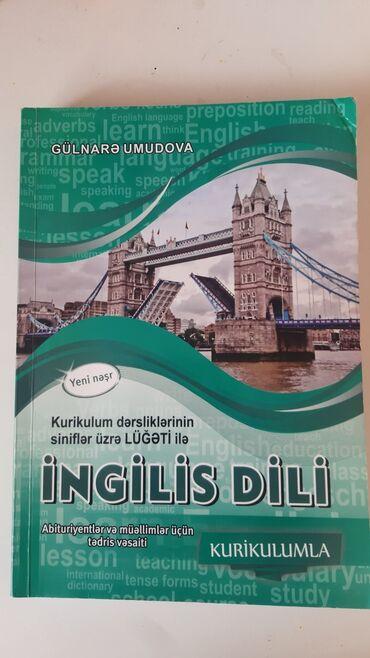 Gülnarə Umudova İngilis Dili Kitabı Yeni Nəşr
