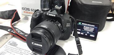 Срочно продаю фотоаппарат Марки canon 600dСостояние прям целочка.10/10