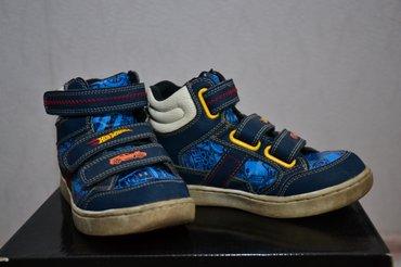 Стильные ботинки на весну Hotwheels, покупали в Алмате. Размер 28. в Бишкек