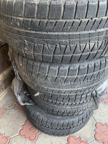 Продаю шину Bridgestone размер 245/50/18 откатал 1 сезон, шины почти
