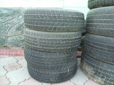 Продаю бу шины недорого (r 14-20) в Бишкек