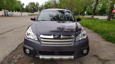 bentley azure 6 75 twin turbo в Кыргызстан: Subaru Outback 2.5 л. 2014 | 170000 км