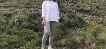 Джинсы просто супер Zara  Пару разок носила с рубашкой за 1200