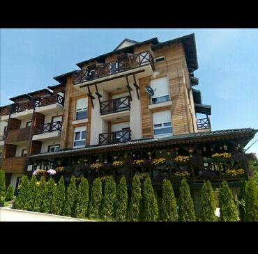 Izdajem studio apartman u centru Zlatibora,25m2 Apartman se nalazi u