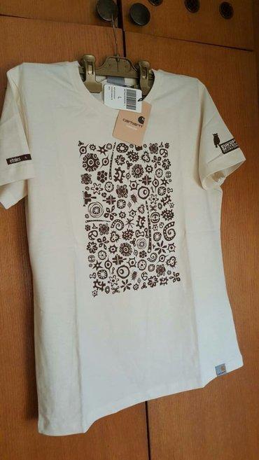 Carhartt pamučne ženske majice, nove, drap boje, veličina M L XL. - Kragujevac