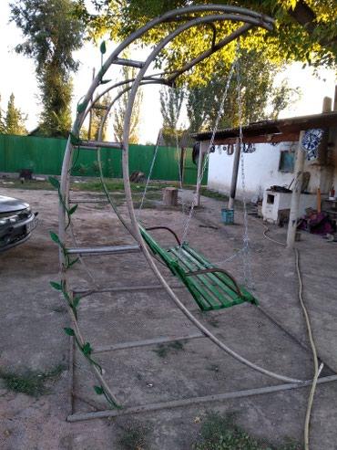 Сварочные работы.навесы ,качели, и т д  в Бишкек - фото 3