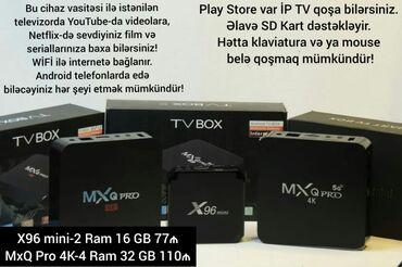 TV/video üçün aksesuarlar - Azərbaycan: TV Box