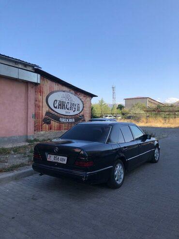 Mercedes-Benz W124 2.5 л. 1994 | 500000 км